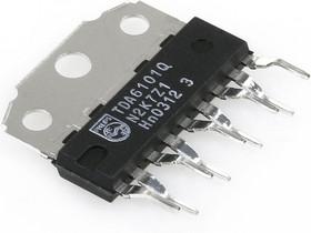 TDA6101Q/N3.112, Одноканальный видеоусилитель [HZIP-9]