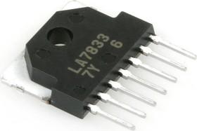 LA7833, Драйвер управления кадровой (вертикальной) разверткой ТВ, [HSIP-7]
