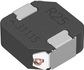 Фото 1/2 SPM6530T-1R5M100, Inductor Power Shielded Wirewound 1.5uH 20% 100KHz Metal 11A 0.0107Ohm DCR T/R
