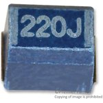 Фото 2/2 NL453232T-220J-PF, Inductor RF Chip Unshielded Wirewound 22uH 5% 2.52MHz 50Q-Factor Ferrite 0.18A 3.2Ohm DCR 1812 T/R