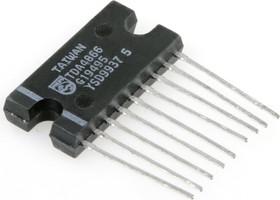 TDA4866, Мостовой драйвер кадровой развертки [HSIP9]