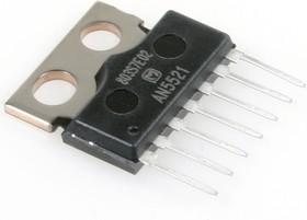 AN5521, Драйвер управления кадровой (вертикальной) разверткой ТВ, [HSIP7]