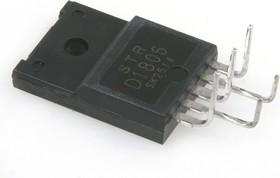 STRD1806, Импульсный регулятор напряжения, источники питания, бытовая электроника