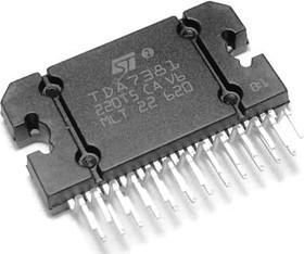 TDA7381, УНЧ 4х25Вт [Flexiwatt-25]