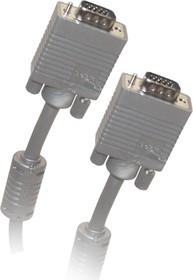 BW1475, Шнур VGA/SVGA вилка - VGA/SVGA вилка, 1.8 м