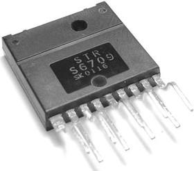 STRS6709(A), Импульсный регулятор напряжения, источники питания ТВ, [ISQL-9]