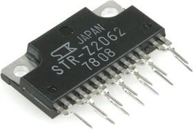 STRZ2062, ШИМ-контроллер со встроенным силовым ключом [DBS-13P]