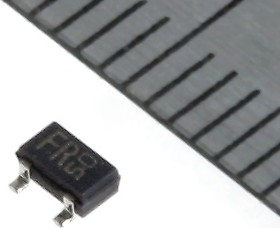 2SA1037, Транзистор PNP 50В 0.15А [TO-236]