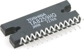TA8259H, Четырехканальный усилитель НЧ, автомобильные аудиосистемы