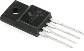 KA1H0165R-TU, Импульсный регулятор со встроенным силовым ключом [TO-220F/4]