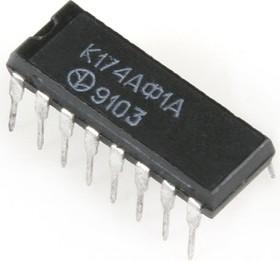 К174АФ1А, Селектор синхроимпульсов и генератор (TBA920)