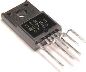 STRW6753, Импульсный регулятор напряжения [TO-220F]