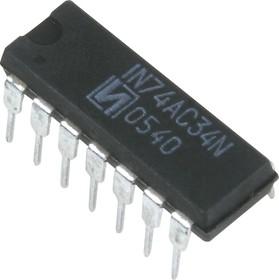 ЭКР1554ЛИ9 (98-05г), (IN74AC34N)