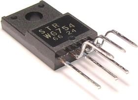 STRW6754, Импульсный регулятор напряжения [TO-220-6]