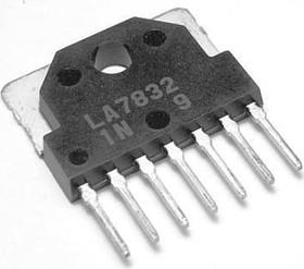 LA7832, Интегральная микросхема, драйвер управления кадровой разверткой ТВ, [HSIP-7]