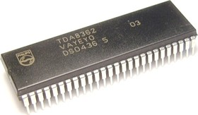 TDA8362/N5.112, Видеопроцессор PAL/ NTSC, [SDIP-52]
