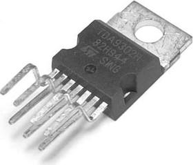 TDA9302H, Драйвер управления кадровой разверткой ТВ, [HEPTAWATT]