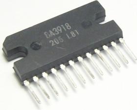 BA3918, Многоканальный стабилизатор напряжения, автомобильные аудиосистемы