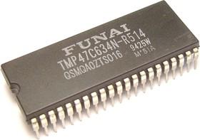 TMP47C634N-R514, TV пpоцессоp, SDIP-42