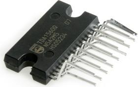 TDA1560Q/N4.112, Мостовой одноканальный усилитель мощности звука, 40Вт, [SILP-17]