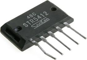 STR5412, Импульсный регулятор напряжения