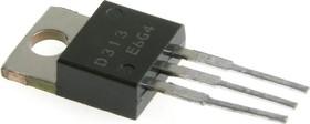 2SD313, Транзистор NPN 60В 3А 30Вт [TO-220AB]