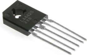 LA4425(A), Одноканальный усилитель мощности звука 5Вт, [SIP-5]