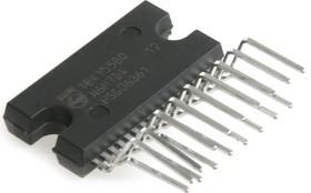 TDA1558Q/N1.112, Усилитель мощности звука, 4 х 11Вт, 2 х 22Вт, [DBS-17P]