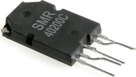 SMR40200C, Импульсный регулятор напряжения, источники питания ТВ, [STR-5]