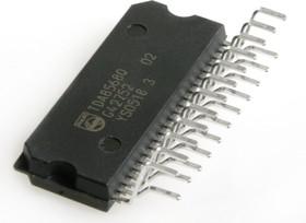 TDA8567Q, Усилитель низкой частоты, класс В, 4*25Вт, автомобильные аудиосистемы