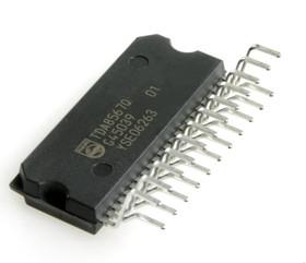 """TDA8568Q, Мощный усилитель НЧ класса """"В"""", 4х канальный 25Вт"""