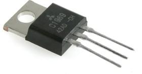 2SC1969, Транзистор NPN 25В 6А [TO-220]