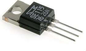 SE115N, Усилитель сигнала ошибок, компенсационный стабилизатор напряжения
