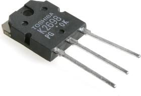 2SK2698, Транзистор, N-канал, драйверы реле и электродвигателей [TO-3P]