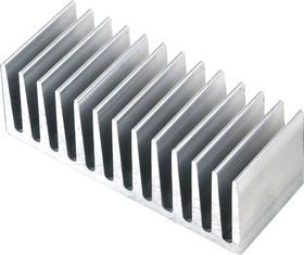 AB0095 50х125х46мм, Профиль алюминиевый