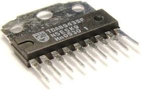 TDA8943SF/N1.112, Монофонический аудиоусилитель с мостовым включением нагрузки 6Вт