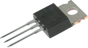 Фото 1/2 IRL3103PBF, Транзистор, N-канал 30В 56А [TO-220AB]