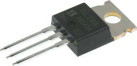 IRLZ44PBF, Транзистор, N-канал 60В 50А logic [TO-220AB]
