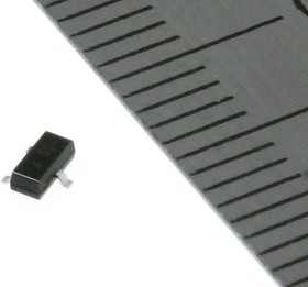 Фото 1/3 BSS138, Транзистор, N-канал 50В 220мА [SOT-23]