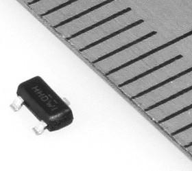 Фото 1/2 IRLML5203TRPBF, Транзистор, P-канал 30В 3A logic [Micro3 / SOT-23]