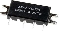 Фото 1/2 RA08N1317M(101), 135-175Mhz 8W 9.6v