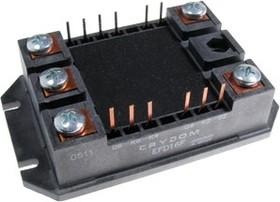 Фото 1/2 EFD16F, 70А/480V, 3-фазный диодный модуль