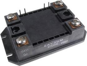 Фото 1/2 EFE01E, 75A/380V, 1-фазный диодный модуль