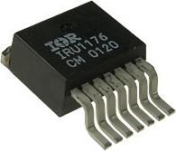 IRU1176CM, LDO стабилизатор регулируемый 7.5А TO26
