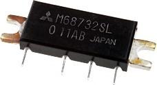Фото 1/2 M68732SL-01, 330-380МГц 7Вт 7.2В
