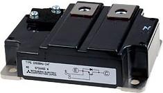 Фото 1/2 CM600HU-24F, 1 IGBT RTC 1200V 600A 4-gen (F-Series)