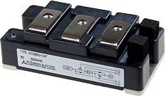 Фото 1/2 CM100DU-24F, 2 IGBT RTC 1200V 100A 4-gen (F-Series)