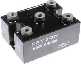 Фото 1/2 M5060TB1000, 60А 380VAC, 3-фазный диодный мост