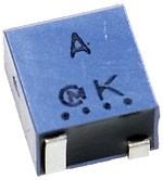 CFUCF455KA2X-R0, Фильтр керамический SMD, 455кГц