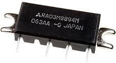 Фото 1/2 RA03M8894M-101, 889-941 MHz 3.6W 7.2V